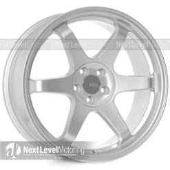 Miro Type 398 Wheels 18x8.5 Silver