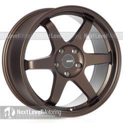 Miro Type 398 Wheels 18x8.5 Bronze